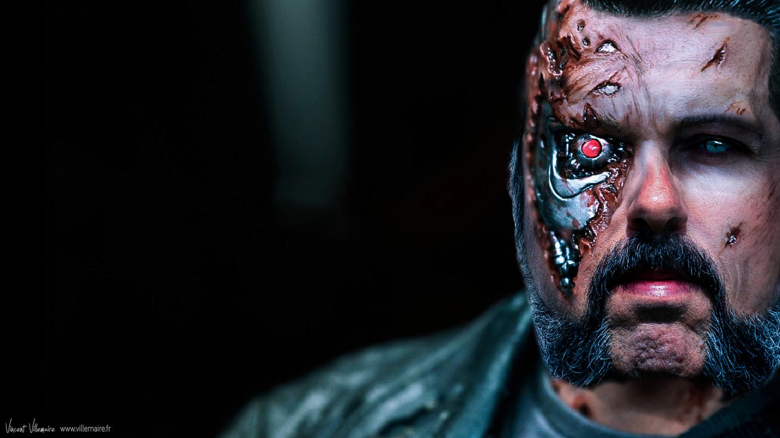 VincentMinator (basé sur fond d'écran Terminator)