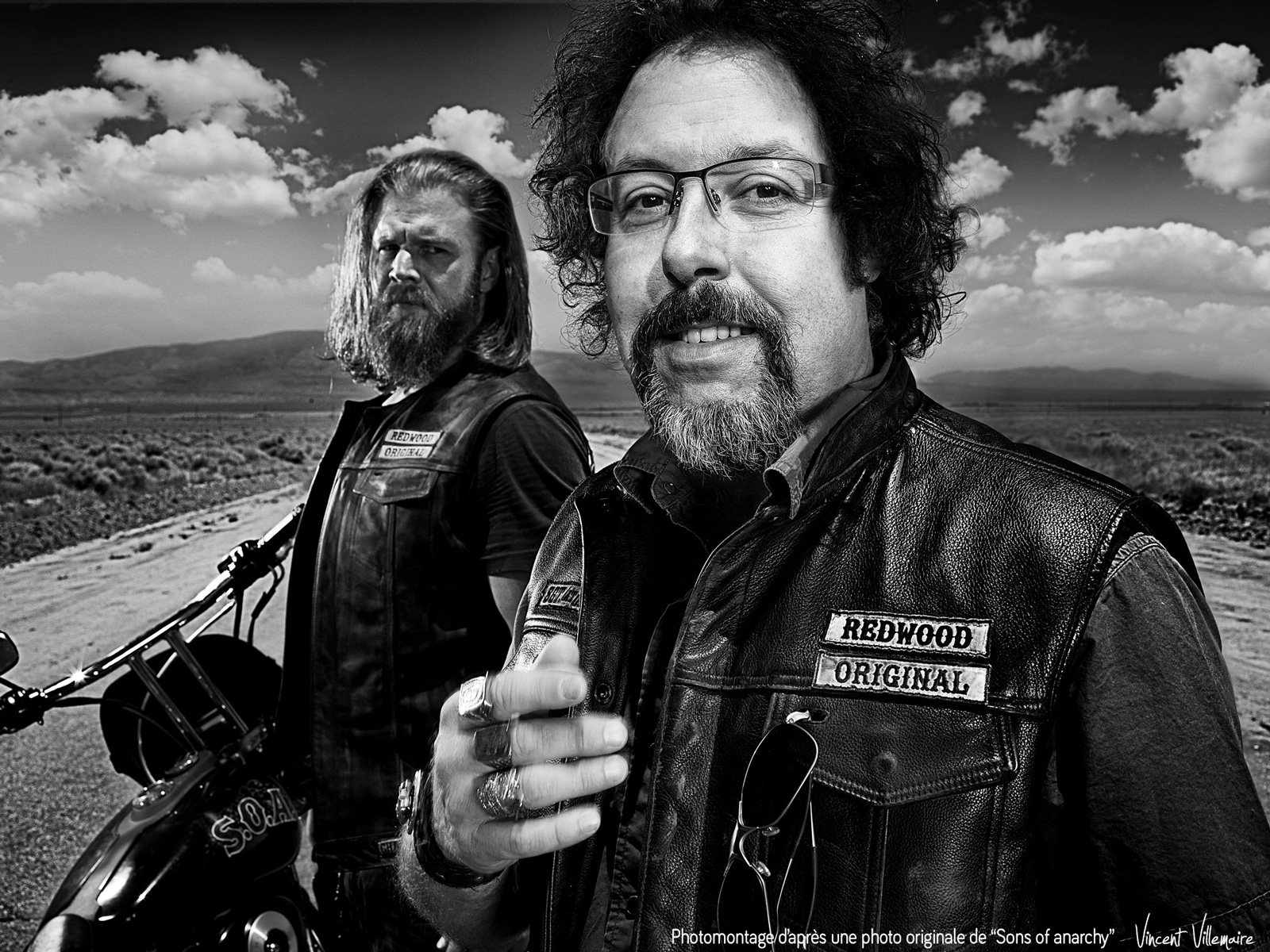 Bad Boys (based on Sons of Anarchy)